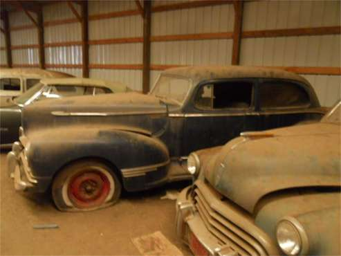 1947 Hudson 4-DR for sale in Cadillac, MI
