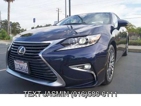 2016 Lexus ES 350 ONLY 38K MILES LOADED ES350 WARRANTY with for sale in Carmichael, CA
