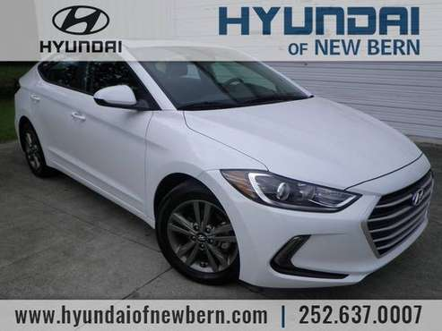 ✅✅ 2018 Hyundai Elantra 4D Sedan Value Edition for sale in New Bern, NC