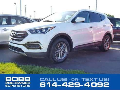*2017* *Hyundai* *Santa Fe Sport* *2.4L Auto* for sale in Columbus, OH