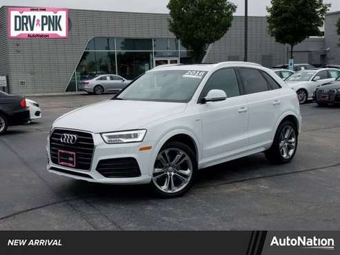 2016 Audi Q3 Prestige SKU:GR019405 SUV for sale in Westmont, IL