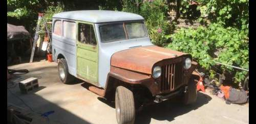 1948 Willie's wagon for sale in Boulder Creek, CA