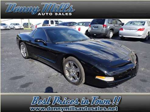 1999 CHEVROLET CORVETTE-V8-RWD-2DR COUPE- 74K MILES!!! $11,900 -... for sale in 450 East Bay Drive, Largo, FL