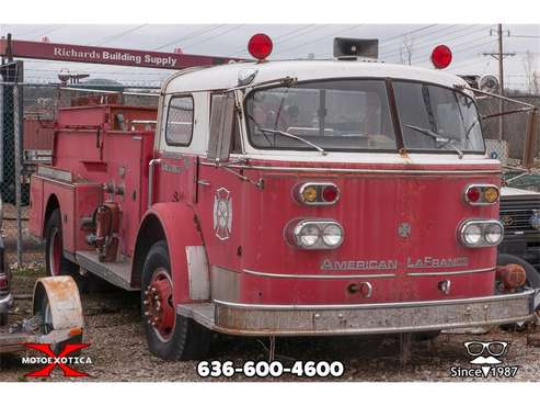 1964 American LaFrance Series 900 for sale in St. Louis, MO