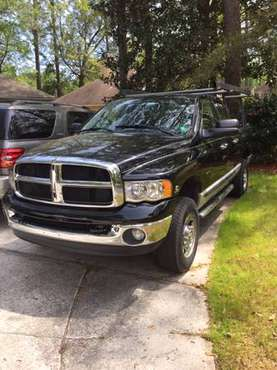 2005 Dodge Diesel RAM2500 Quadcab for sale in Bluffton, SC