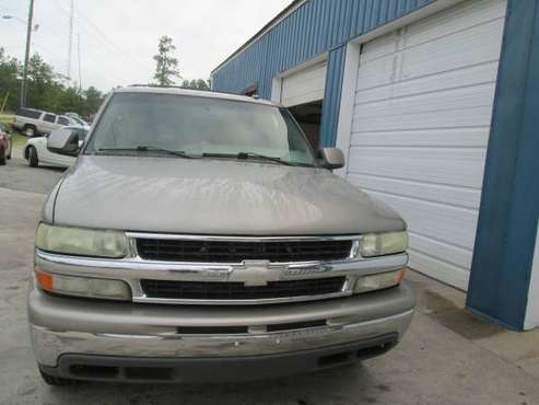 2003 Chevy Tahoe LT for sale in Columbia, SC