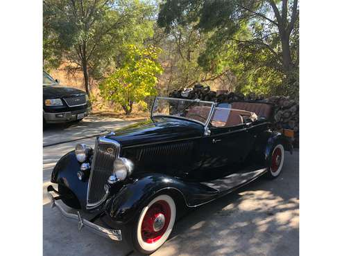 1934 Ford Roadster for sale in Three Rivers, CA