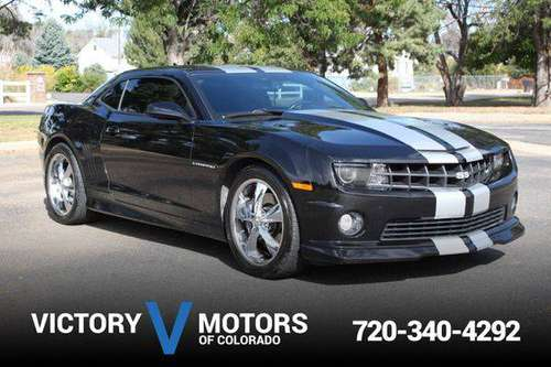 2012 Chevrolet Chevy Camaro SS - Over 500 Vehicles to Choose From! for sale in Longmont, CO