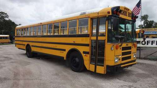 2007 Thomas Front Engine School Bus- Ready to be YOUR next skoolie!! for sale in Hudson, FL