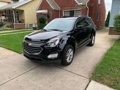 2017 chevy equinox lt with 13k miles remote start back up camera for sale in Dearborn, MI