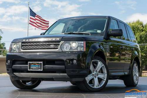 2011 LAND ROVER RANGE ROVER SPORT SUPERCHARGED - CERTIFIED ONE OWNER - for sale in Neptune City, NJ