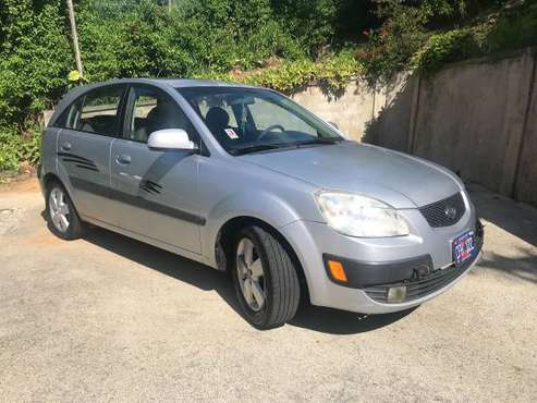 2007 Kia Rio 5 speed man for sale in U.S.