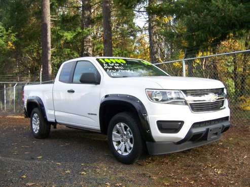 2015 Chevy Colorado EX Cab,2.5,6 spd manual,68k miles, for sale in Kerby, OR