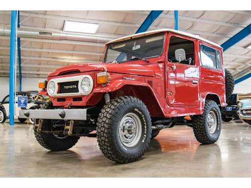 1978 Toyota Land Cruiser FJ40 for sale in Salem, OH