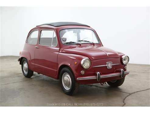 1969 Fiat 600 for sale in Beverly Hills, CA