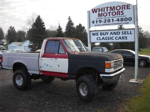 1990 Ford F150 for sale in Ashland, OH