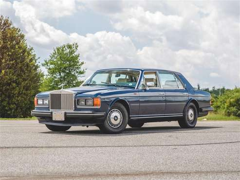 1990 Rolls-Royce Silver Spur for sale in Auburn, IN