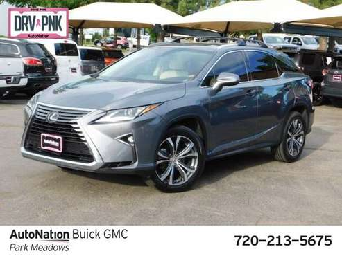 2016 Lexus RX 350 AWD All Wheel Drive SKU:GC015259 for sale in Lonetree, CO