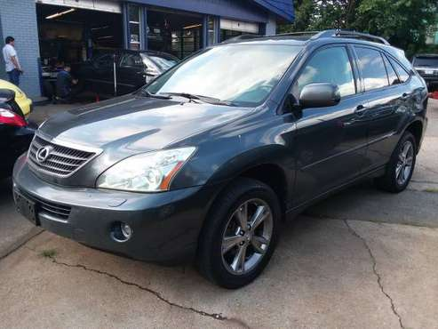 2007 Lexus RX400h 4WD Hybrid $5999 Auto V6 Loaded Leather Roof AAS for sale in Providence, RI