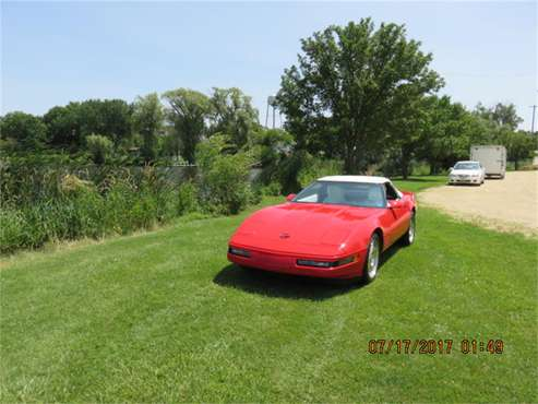 1993 Chevrolet Corvette for sale in Lake Geneva, WI