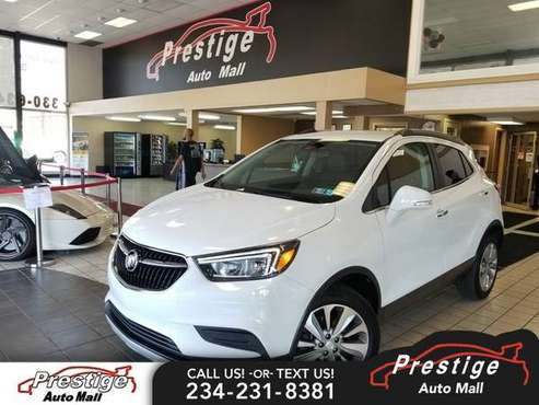 2017 Buick Encore Preferred for sale in Cuyahoga Falls, OH