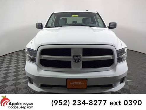 2017 Ram 1500 truck Express (Bright White Clearcoat) for sale in Shakopee, MN