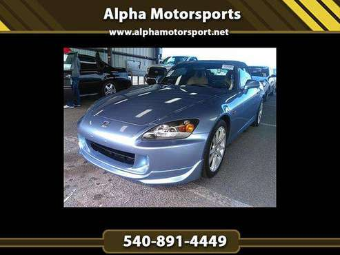 2004 Honda S2000 Roadster - WHOLESALE PRICING! for sale in Fredericksburg, VA