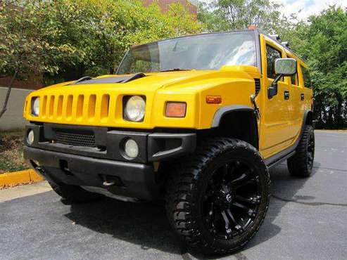 2005 HUMMER H2 SUV ~ Youre Approved! Low Down Payments! for sale in Manassas, VA