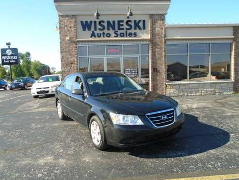 2010 HYUNDAI SONATA (WISNESKI AUTO SALES) for sale in Green Bay, WI