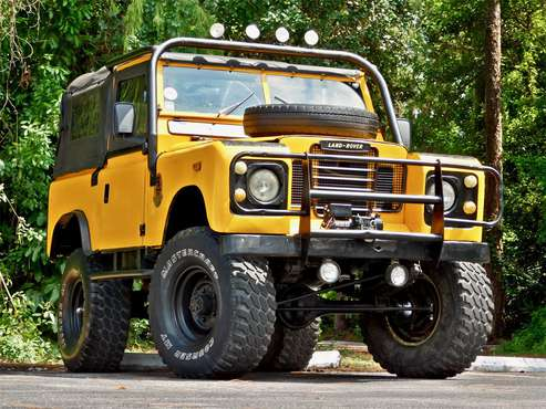 1968 Land Rover Series IIA for sale in Sunrise, FL