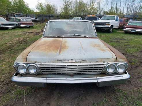 1962 Chevrolet Bel Air for sale in Thief River Falls, MN