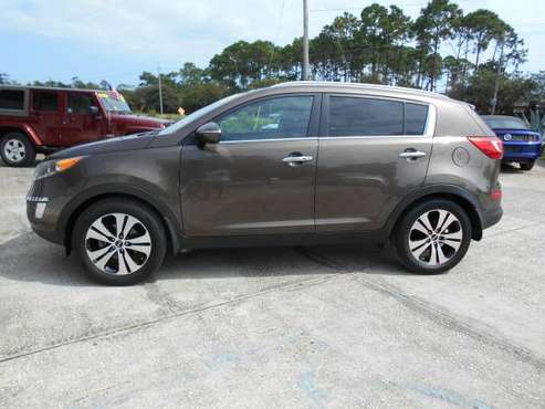 2012 KIA SPORTAGE EX for sale in Navarre, FL