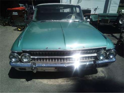 1961 Ford Galaxie for sale in Cadillac, MI