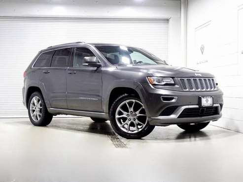 2016 Jeep Grand Cherokee Summit !!Bad Credit, No Credit? NO... for sale in WAUKEGAN, IL