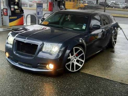 2007 dodge magnum CUSTOM LOW MILES for sale in Centereach, NY