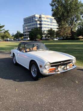 1971 Triumph TR6 - see 14 pictures for sale in Haddon Heights, NJ