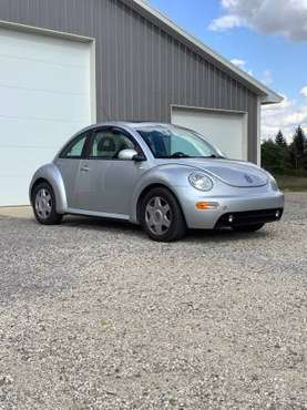 2001 VW Turbo Beetle for sale in Owosso, MI