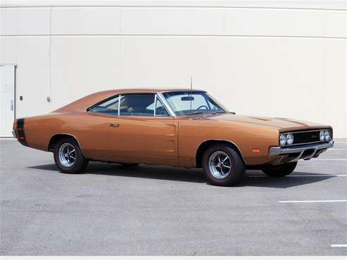 1969 Dodge Charger 500 for sale in Auburn, IN