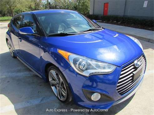 2013 Hyundai Veloster for sale in Orlando, FL