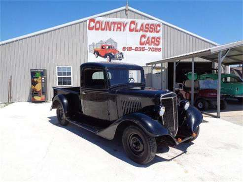 1936 International Pickup for sale in Staunton, IL