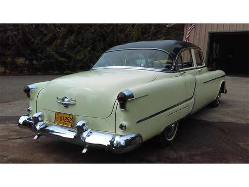 1953 Oldsmobile 98 for sale in Veneta, OR