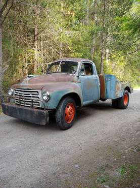 Studebaker and parts for sale in Port Orchard, WA