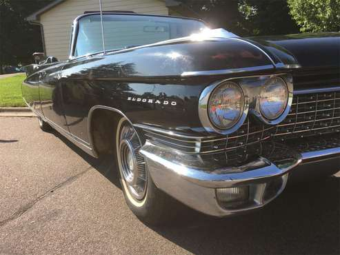 1960 Cadillac Eldorado Biarritz for sale in Annandale, MN
