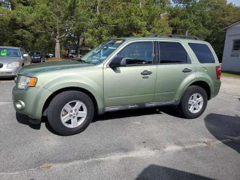2010 Ford Escape Hybrid Base AWD Hybrid 4dr SUV - cars & trucks - by... for sale in Fuquay-Varina, NC