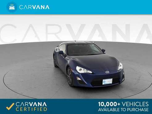 2016 Scion FRS Coupe 2D coupe Dk. Blue - FINANCE ONLINE for sale in Akron, OH