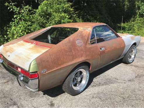 1969 AMC AMX for sale in Cadillac, MI