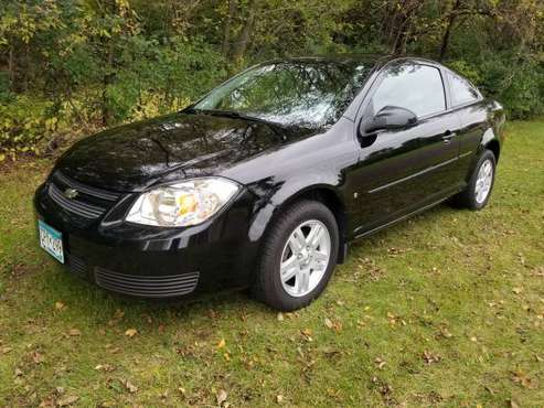 2007 Chevy Cobalt LT Coup Black Sunroof X-Cond. for sale in Anoka, MN