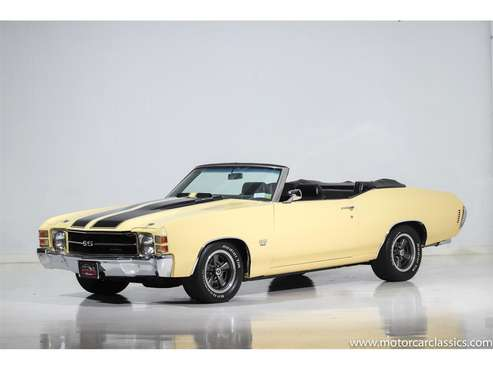 1971 Chevrolet Chevelle for sale in Farmingdale, NY