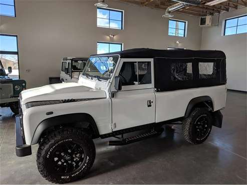 1990 Land Rover Defender for sale in Billings, MT