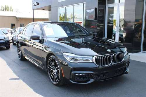 2017 BMW 7-Series AWD All Wheel Drive Electric 740e xDrive iPerformanc for sale in Bellingham, WA